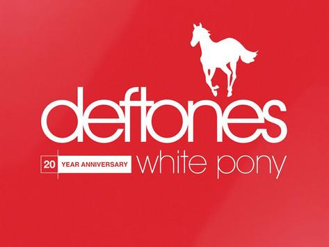 UKAS ALBUM: Deftones - White Pony 20th Anniverary Deluxe Edition