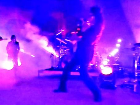 Puscifer med klipp fra livestream