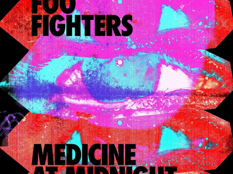 UKAS ALBUM: Foo Fighters - Medicine At Midnight