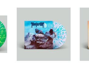 Kvelertak med fargerike re-releaser på vinyl
