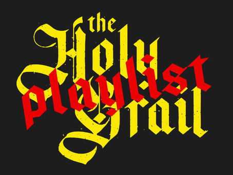 THE HOLY PLAYLIST: Uke 53 og 1