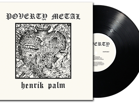 UKAS ALBUM: Henrik Palm - Poverty Metal