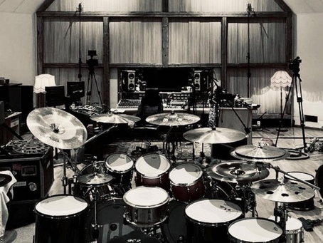 Meshuggah i studio?