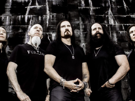 Dream Theater godt i gang med nytt album