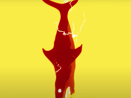 Deftones-frontman gjester seg