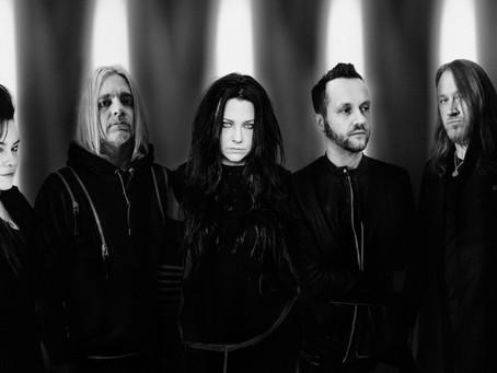 Evanescence med ny musikkvideo.