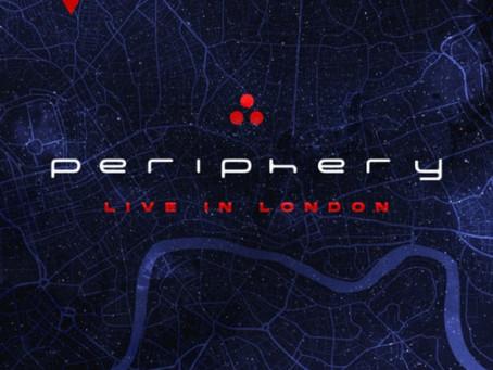 Periphery kommer med live-album