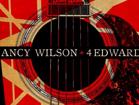 Nancy Wilson hedrer Eddie Van Halen