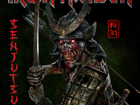 Iron Maiden annonserer deres 17. album!