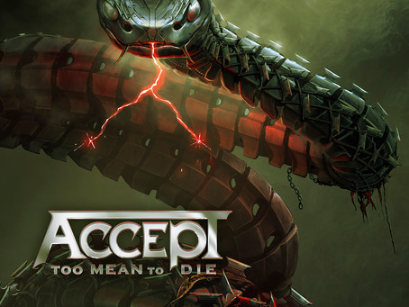 UKAS ALBUM: Accept - Too Mean To Die
