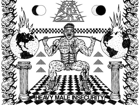 UKAS ALBUM: Death By Unga Bunga - Heavy Male Insecurity