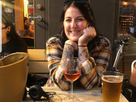 Fem På Rocker'n: Elise Sanni Ballestad