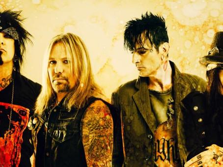 Mötley Crüe blir enda mer sausete
