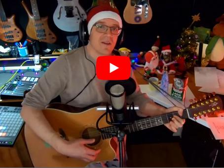Full julestream fra Devin ute nå (Video)