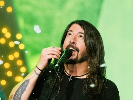 Foo Fighters om jula