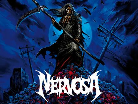 UKAS ALBUM: Nervosa - Perpetual Chaos