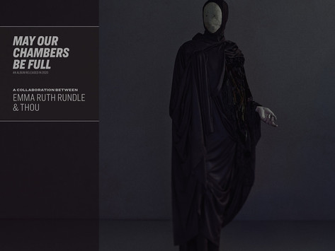 UKAS ALBUM: Emma Ruth Rundle & Thou - May Our Chambers Be Full