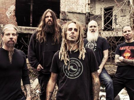 Lamb Of God med premiere på livevideo