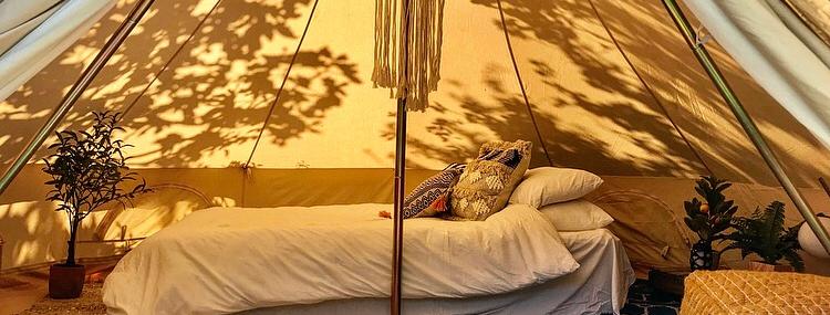 Beardy 2021 [LUXURY] 4m Bell Tent (2 person)