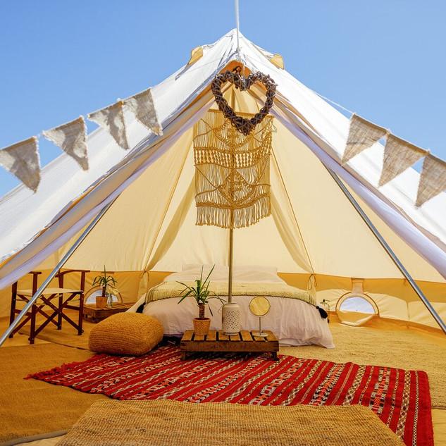 #AllThingsNice 5m bell tent