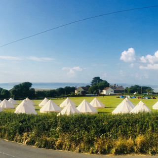 Love Trails Festival - Bell Tents