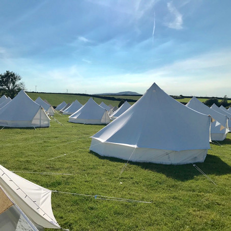 The effect the Covid-19 Virus could have on Glamping businesses and Bell tent Hire companies