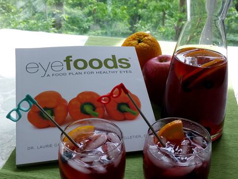 Food for Sight: Nutrients and the Eye - Part One.