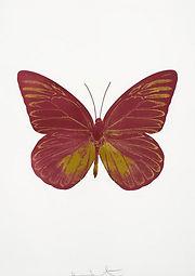 Damien Hirst, Souls I 'Butterfly', Foilblock prints, 72x51cm, Ed of 15 (2).jpg