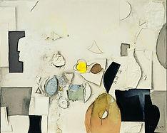 문학진, 정물Ⅰ(Still Life Ⅰ),종이, 파스텔, 아크릴 칼라, 100x80cm, 1996_Small size.jpg