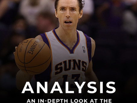 An In-Depth look at the Brooklyn Nets' hiring of Steve Nash