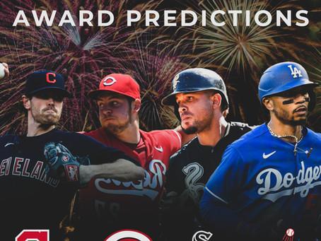 MLB 2020 Awards Predictions