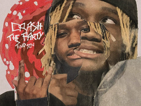 """Tino Szn drops electric new song """"Crash The Party"""""""
