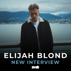 Elijah Blond : Interview