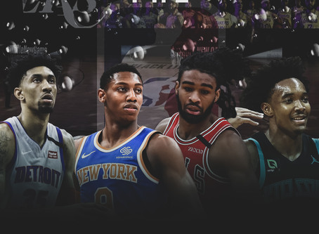 NBA Bursted Bubble Pt. 2