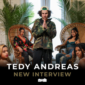 Tedy Andreas : Interview