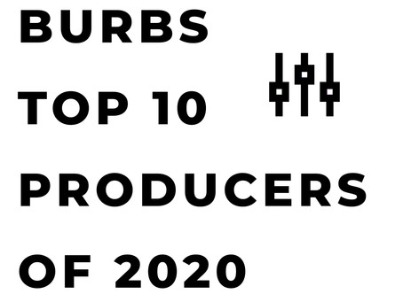 Top 10 Producers of 2020