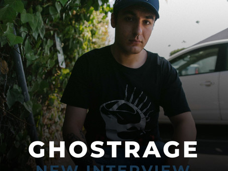 Ghostrage talks first platinum plaque, his story, and the importance of SoundCloud