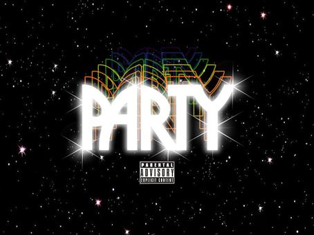 "Ahmad Anonimis releases atmospheric new single ""Party"""