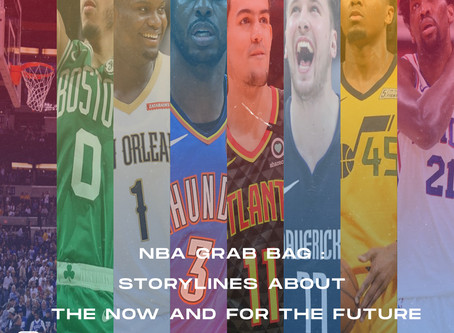 NBA Grab Bag: Storylines about the Now and for the Future