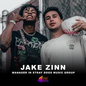 Jake Zinn - Stray Dogs Music Group