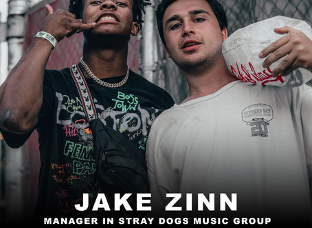 Jake Zinn - Stray Dogs Music Group