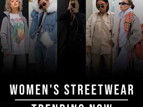Women's Streetwear: Trending Now