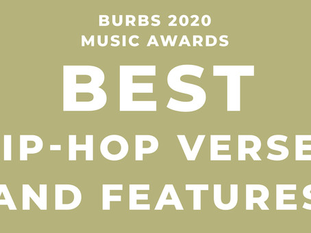 Best Hip-Hop Verses and Features of 2020