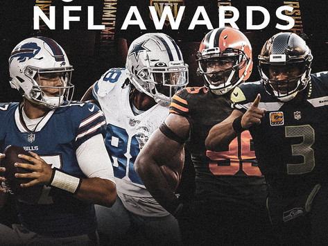 2020 NFL Quarterly Awards (Quarter 1)