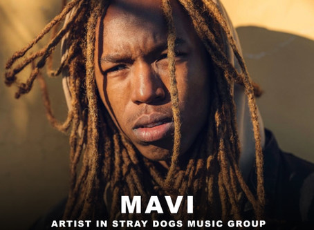 Mavi - Stray Dogs Music Group