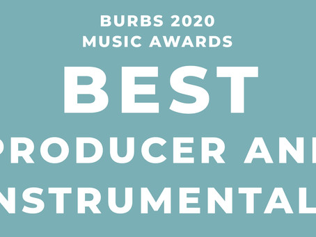 Best Producer and Instrumentals of 2020