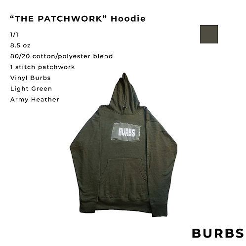 """""""Patch"""" Hoodie"""
