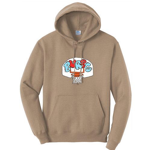 Burbs Hoops 'Sand' Sweatshirt