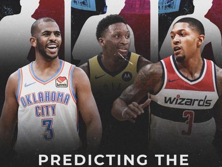 Martian Predicts the NBA Offseason