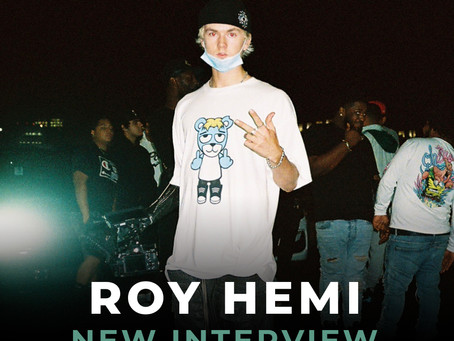 Roy Hemi Talks First Impressions, Editing Process, and New Creative Outlets